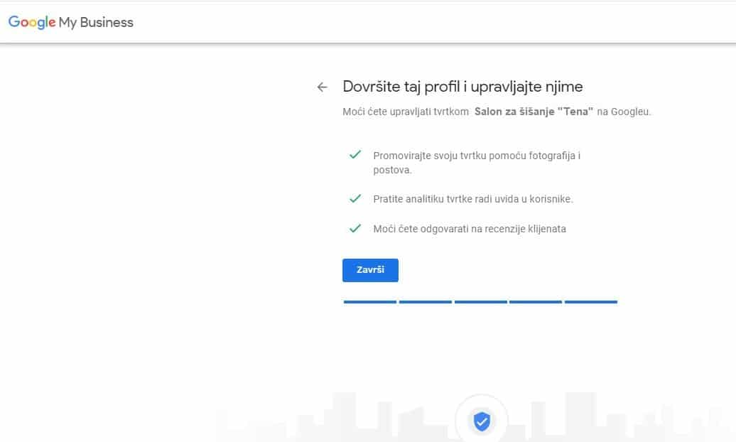 Kreiranje Google My Business računa GMB_05