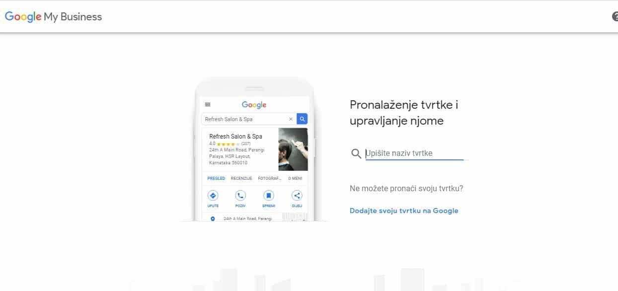 Kreiranje Google My Business računa GMB_02