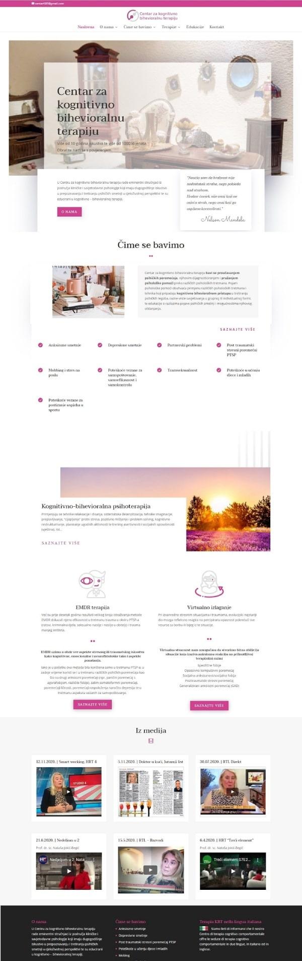 Lav Izrada Web stranica