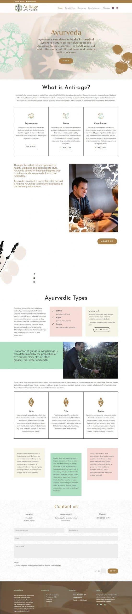Izrada web stranica - Portfolio Lav.